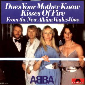 Does Your Mother Know - album