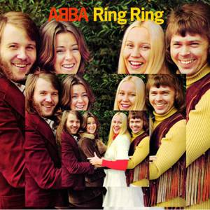 ABBA Ring Ring, 1973