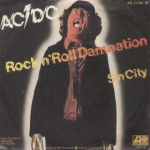 Rock 'n' Roll Damnation Album
