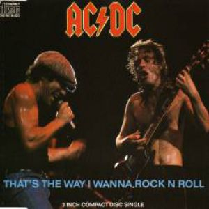 That's the Way I Wanna Rock 'n' Roll Album