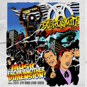 Aerosmith Music from Another Dimension!, 2012