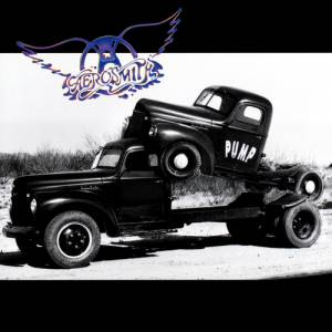 Aerosmith Pump, 1989