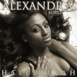 Hallelujah single alexandra burke