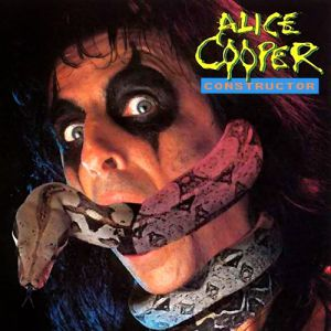 Alice Cooper Constrictor, 1986