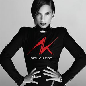 Girl on Fire Album