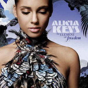 Alicia Keys The Element of Freedom, 2009