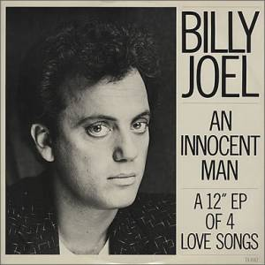 An Innocent Man Album