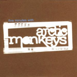 Five Minutes with Arctic Monkeys - album