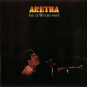 Aretha Live at Fillmore West Album