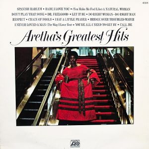 Aretha's Greatest Hits - album