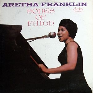 Aretha Franklin Songs of Faith, 1956