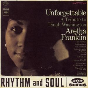 Aretha Franklin Unforgettable: A Tribute to Dinah Washington, 1964