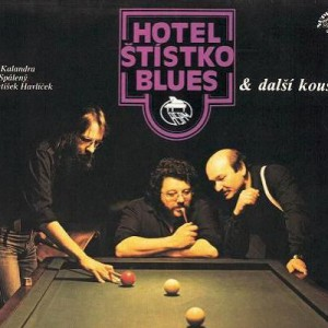 Hotel Štístko blues - album