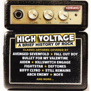High Voltage!: A Brief History of Rock Album