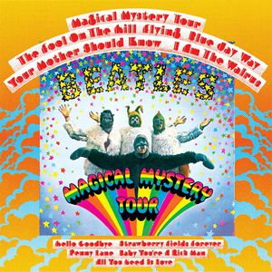 The Beatles Magical Mystery Tour, 1967