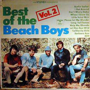 Best of The Beach Boys Vol. 2 Album