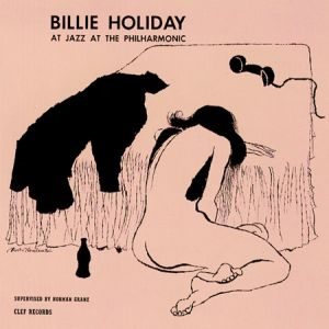 Billie Holiday at JATP - album