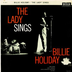 The Lady Sings - album