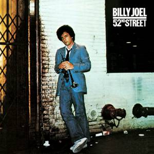 Billy Joel 52nd Street, 1978