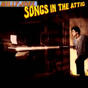 Songs In The Attic Album
