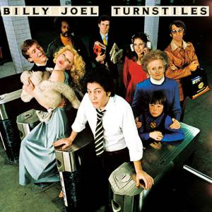 Billy Joel Turnstiles, 1976