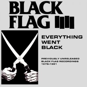Everything Went Black - album