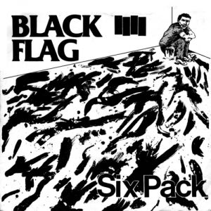 Black Flag Spray Paint Lyrics
