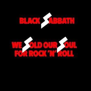 We Sold Our Soul for Rock 'n' Roll Album