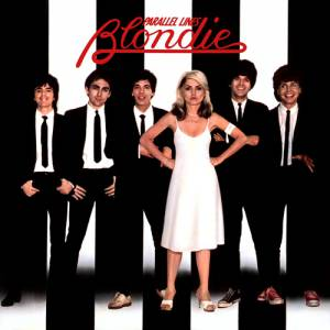 Blondie Parallel Lines, 1978