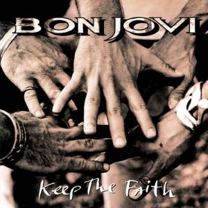 Bon Jovi Keep the Faith, 1992