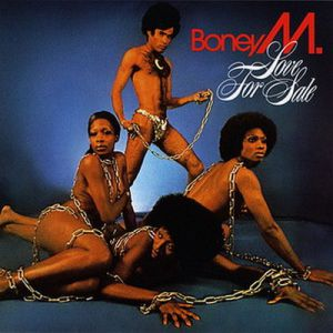 Boney M Love for Sale, 1977