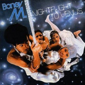 Boney M Nightflight to Venus, 1978