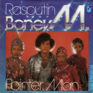BoneyM Rasputin Never Change Lovers In The Middle Of The Night