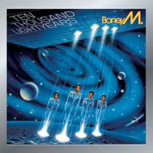 Boney M Ten Thousand Lightyears, 1984