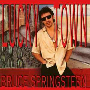 Bruce Springsteen Lucky Town, 1992
