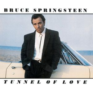 Bruce Springsteen Tunnel of Love, 1987