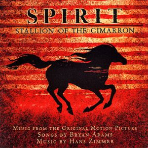 Spirit: Stallion of the Cimarron Album