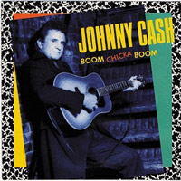 Johnny Cash Boom Chicka Boom, 1990