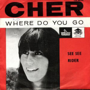 Where Do You Go - album
