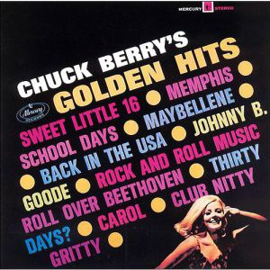 Chuck Berry's Golden Hits Album