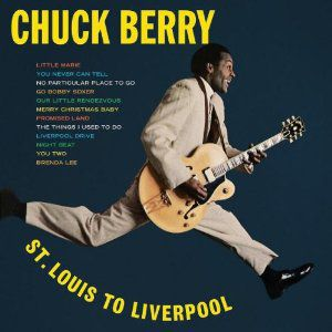 Chuck Berry St. Louis to Liverpool, 1964