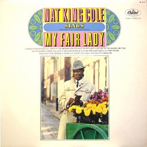 Nat King Cole Sings My Fair Lady - album
