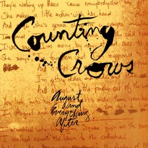 Counting Crows August and Everything After, 1993