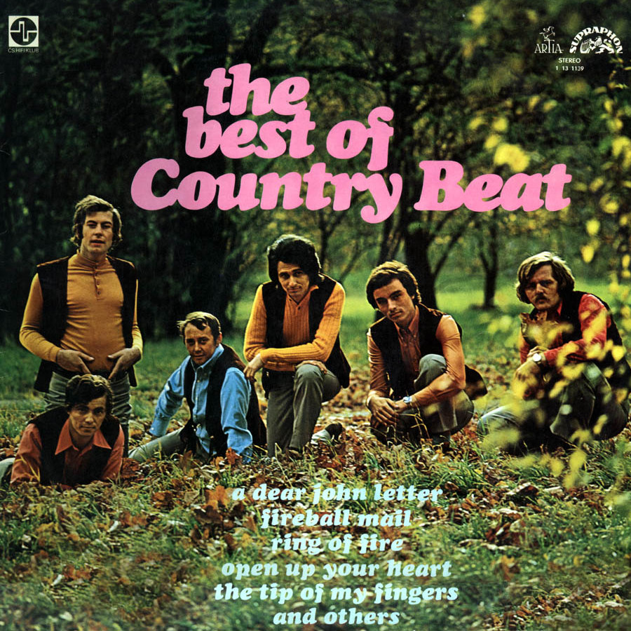 The Best of Country beat Album