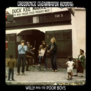 Willy and the Poor Boys - album