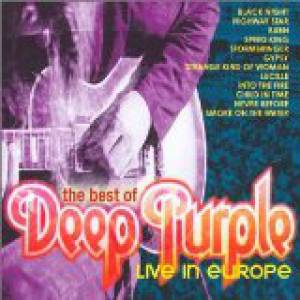 The Best of Deep Purple Live in Europe - album