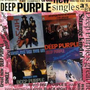 The Deep Purple Singles A's And B's - album