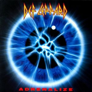 Def Leppard Adrenalize, 1992