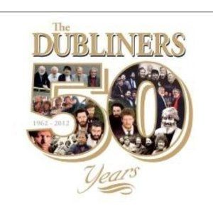 The Dubliners 50 Years, 2012