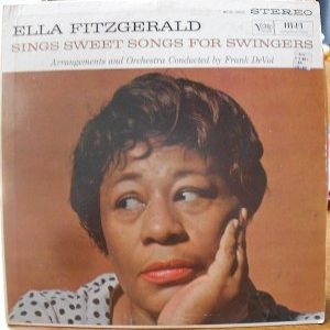 Ella Fitzgerald Sings Sweet Songs for Swingers Album